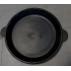 Uzbekiška poliruota keptuvė iš ketaus 37,5 cm
