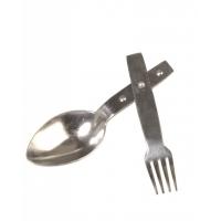 Nerūdijančio plieno stalo įrankiai Mil-tec