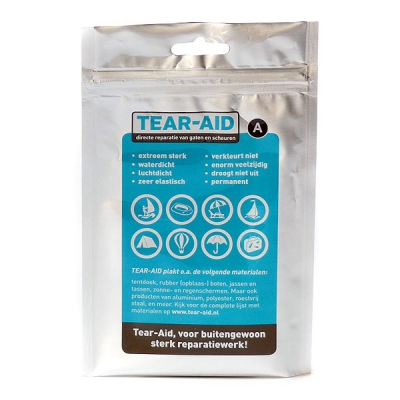 Lipnus lopas TEAR-AID tipas A