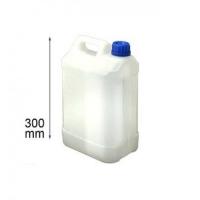 Kanistras 5 l (plastikas)