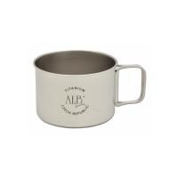 Puodelis ALB Titanium mug 0,75