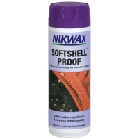 Soft-shell drabužių impregnavimo priemonė NIKWAX SoftShell Proof™ Wash-In