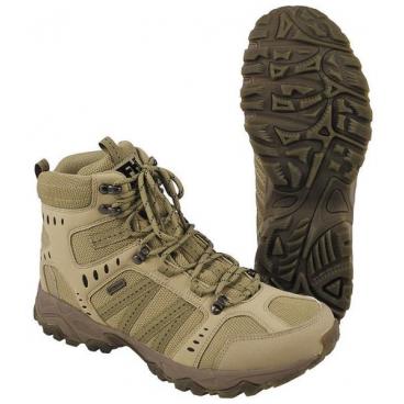 Taktiniai batai TACTICAL, COYOTE TAN