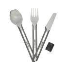 ESBIT titaninis valgymo įrankių komplektas TC4-TI