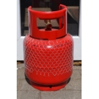 Dujų balionas 3 kg buitiniu su ventiliu su rankena