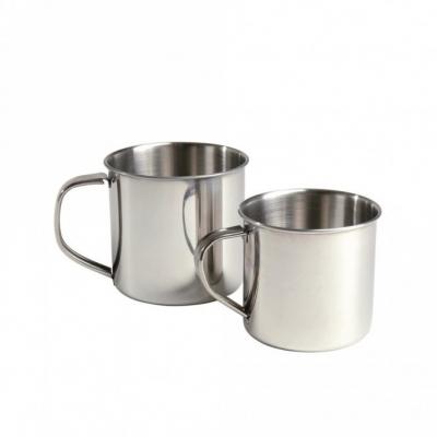 Metalinis puodelis Mil-tec 500ml