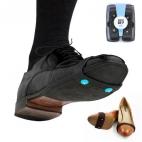 Batų apkaustai Nordic Grip Mini (juodi)