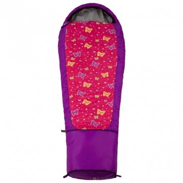 Vaikiškas miegmaišis Gruezi-Bag Kids Grow Butterfly